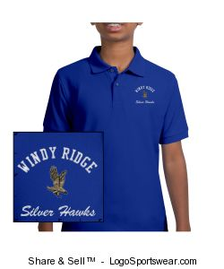 Youth Polo Design Zoom